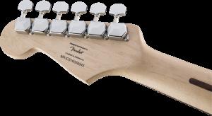 Squier Bullet Stratocaster HT Laurel Fingerboard Black