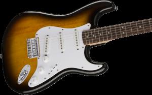Squier Bullet Stratocaster HT Laurel Fingerboard Brown Sunburst