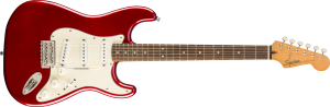 Squier Classic Vibe 60s Stratocaster Laurel Fingerboard Candy Apple Red