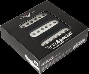 Fender Texas Special Custom Shop Stratocaster Pickup Set