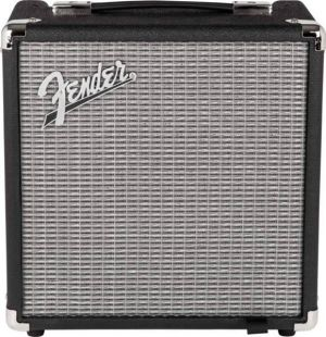 Fender Rumble Bass 15 V3 Black/Silver