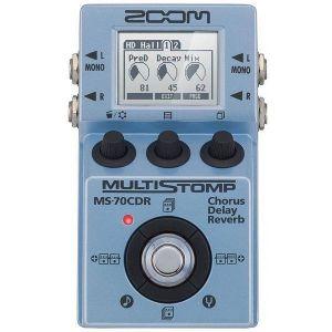 Zoom MS-70CDR Multieffetto Chorus Delay Reverb
