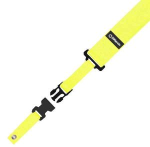 DiMarzio DD2200N Nylon ClipLock giallo neon DD2200Y