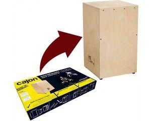 Schlagwerk CBA2S Kit fai da te Cajon Large Montabile