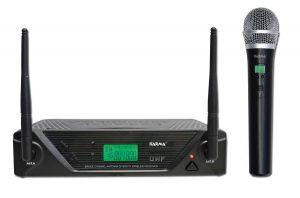 Karma SET 7430 Microfono Palmare UHF Wireless