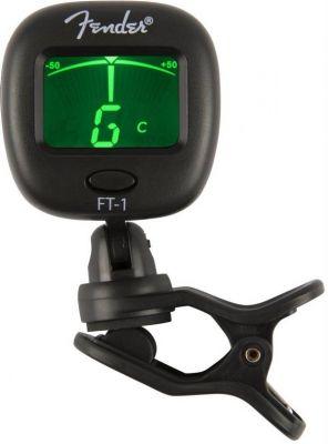 Fender FT-1 Pro Clip-On Tuner Accordatore Cromatico