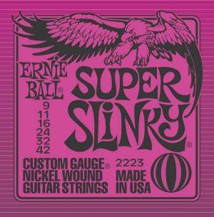 Ernie Ball 3223 Super Slinky .09/.42