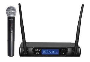 Karma SET 6090A Microfono Palmare VHF Wireless
