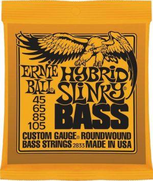 Ernie Ball 2833 Hybrid Slinky Bass 45 - 105