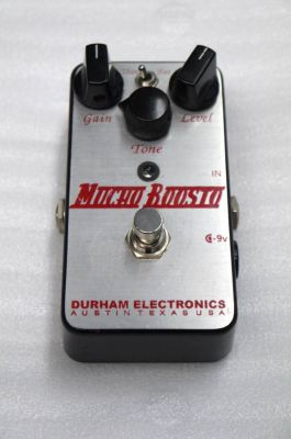 Durham Electronics Mucho Boosto Overdrive