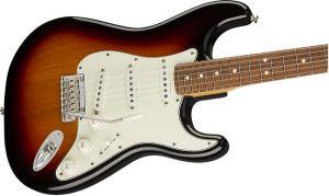Fender Player Stratocaster Pau Ferro Fingerboard 3-Color Sunburst