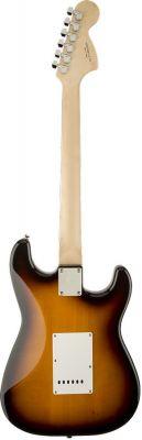 Squier Affinity Stratocaster Left-Handed Brown Sunburst Mancina