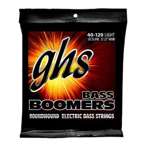 GHS-5L-DYB Bass Boomers Light Standard Long Scale 40-120