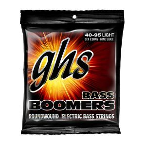 GHS-L3045 Bass Boomers Light Standard Long Scale 40-95