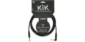 Klotz KIKA03PR1 Pro Instrument KIK Amphenol 3MT. Angolare