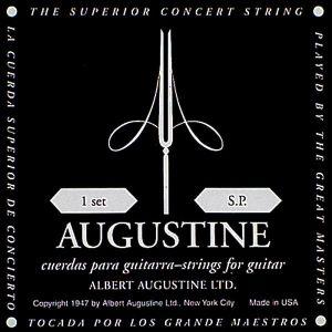 Augustine Classic Black Label Low Tension