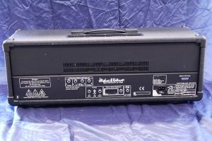 Hughes & Kettner Switchblade 100 Head + Foot Controller