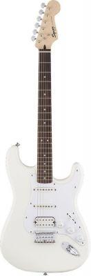 Squier Bullet Stratocaster HT HSS Laurel Fingerboard Arctic White