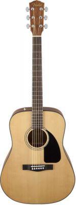 Fender CD60 Dread V3 DS Natural WN