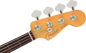 Fender American Professional II Jazz Bass Fretless Rosewood Fingerboard Dark Night