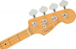 Fender American Professional II Jazz Bass Maple Fingerboard Mystic Surf Green