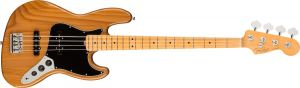 Fender American Professional II Jazz Bass Maple Fingerboard Roasted Pine