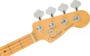 Fender American Professional II Precision Bass Maple Fingerboard Olympic White