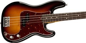 Fender American Professional II Precision Bass Rosewood Fingerboard 3-Color Sunburst