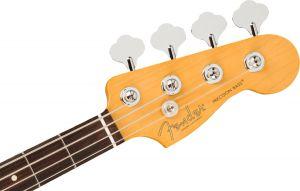 Fender American Professional II Precision Bass Rosewood Fingerboard Mystic Surf Green