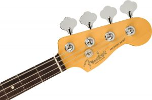 Fender American Professional II Precision Bass Rosewood Fingerboard Olympic White