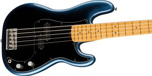 Fender American Professional II Precision Bass V Maple Fingerboard Dark Night