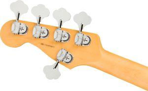 Fender American Professional II Precision Bass V Maple Fingerboard Miami Blue