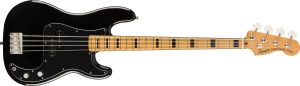 Squier Classic Vibe '70s Precision Bass Maple Fingerboard Black