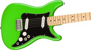 Fender Player Lead II Maple Fingerboard Neon Green
