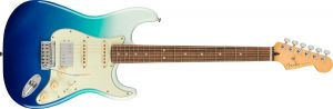 Fender Player Plus Stratocaster HSS BLB Pau Ferro Fingerboard Belair Blue