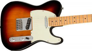 Fender Player Plus Telecaster 3TSB Maple Fingerboard 3 Color Sunburst