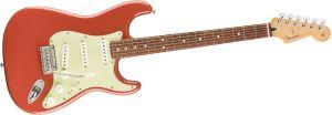 Fender Player Stratocaster Limited Edition Pau Ferro Fiesta Red