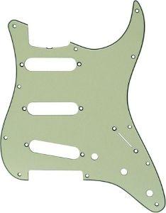 Hosco SC-G3P Battipenna per chitarra elettrica tipo Strato Verde Mint