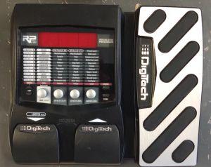 Digitech RP255 Pedaliera Multieffetto con Pedale Espressione