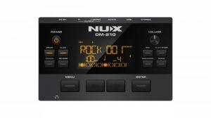 Nux DM210 Batteria Elettronica con Pelli Mesh