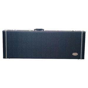 Rockcase by Warwick RC 10606 B/SB Case rigido per chitarra elettrica Serie Standard Line Custodia Black Tolex