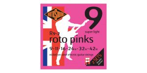 Rotosound ROTO PINKS R9-2 DOUBLE DECKER Pack 2 Mute