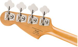 Squier Classic Vibe 60s Mustang Bass Laurel Fingerboard Olympic White