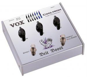 Vox Brit Boost Valvolare