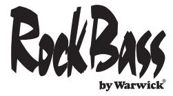 ROCKBASS BY WARWICK